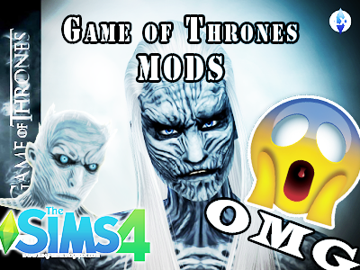 Top 5 Sims 4 Game of Thrones Mods (Red Keep, Dragons, White Walkers and more!)